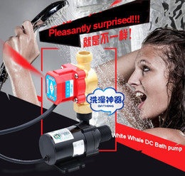 Wholesale Cheap Price DC Bath pump water pump V v with Flow switch and Power supply