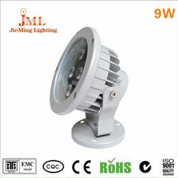 10W LED Underwater light DC12V or 85-265V Warm Cool White RGB LED spotlights Waterproof IP68 flood light Fog lights Headlight