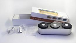 Boîte de haut-parleur de radio à vendre-Nouveau haut-parleur 3w * 2 Haut-parleur Bluetooth Haut-parleurs sans fil portatifs Haut-parleur mains libres