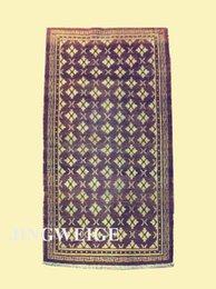 Wholesale tibet antique rug wool and tibeetan handmade or vegetable dyeing