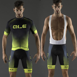 Wholesale 2016 New Arrival ALE Cycling Clothing Quick Dry Cycle Clothes Mountain Bicycle Wear Ropa Ciclismo BikeWerk Cycling Jerseys