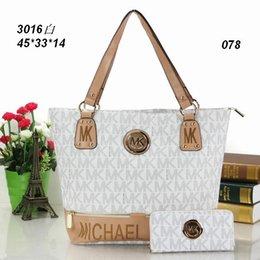 Wholesale 1pcs handbag and wallets Brand Designer Handbags Bag MK Handbag Bags Shoulder bag Bags Totes Purse Backpack wallet Top Handle Bags