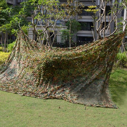 Wholesale New Arrival M Camouflage Net for Hunting Camping Military Photography Multi purpose Camo Netting Outdoor Canopy Tent Shelter ME0042