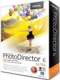 Wholesale CyberLink PhotoDirector Ultra v7 English version of professional photo editing