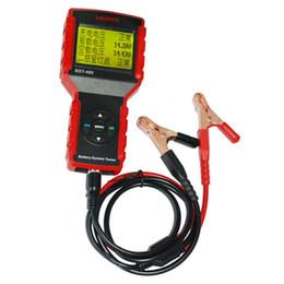 Wholesale Best Quality Original Professional Battery diagnostic tool BST Battery Tester Multi language BST460 car Cranking Test