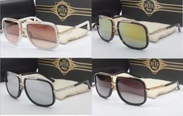 Wholesale Fashion Sunglasses Brand MACH ONE Square Sun glasses Men Women DITA Plank DRX2030B Sunglasses mm Gafas de sol mujer