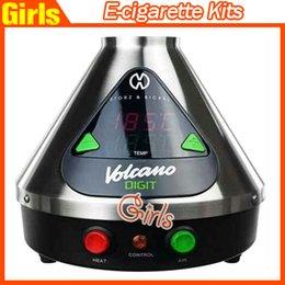 Wholesale High quality Volcano Digital Vaporizer Easy Valve free santa cruz grinder Volcano Vaporizer Easy Valve Starter Fast shipping