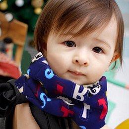 Echarpe enfants en coton pour enfants wholesale scarves rings promotion à partir de foulards gros anneaux fournisseurs