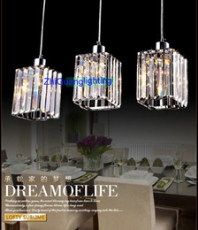 modern dining room pendant lights contemporary pendant lighting modern pendant lamp LED hanging lighting cyrstal suspension free shipping