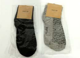 Wholesale 350 socks man woman socks Fashion Socks Kanye West Sports Socks Ankle Socks Casual Cotton Sport Sock