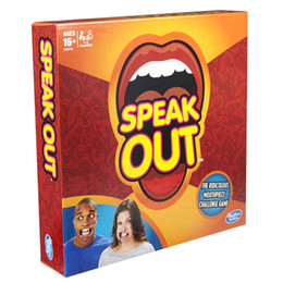 Wholesale Stock hot sale Speak Out Game KTV party newest best selling toy