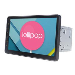 Wholesale Joyous J événe ment H DIN Android Quad Core Universal Car Audio Stéréo GPS Navigation HD Radio Automotive Multimedia voiture Lecteur DVD