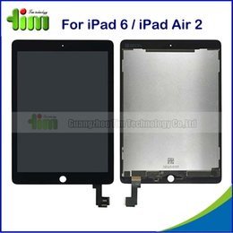 Wholesale 100 Original inch Replacement For Apple iPad Air A1566 A1567 LCD display touch screen Timtechnology02