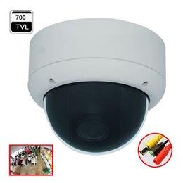 180 grados de ángulo ancho Fisheye Analog Dome cámara 700tvl CCD Effio CCTV cámara de sistema de seguridad del producto desde sistema de seguridad de la bóveda del ccd proveedores