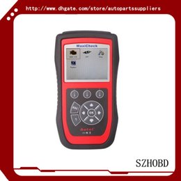 Wholesale obd2 car scanner car tools Autel MaxiCheck DPF Reset Special Application Diagnostics Update Online
