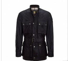 2017 chaquetas de los hombres de cera Roadmaster del invierno del tamaño BRITÁNICO chaqueta encerada chaqueta más gruesa del invierno del roadmaster de los hombres del estilo BSF del envío libre chaquetas de los hombres de cera outlet