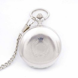 Wholesale Sliver Mechanical pocket watches hand winding movement beautiful pocket watches manufacturers list Mixed with styles for choose