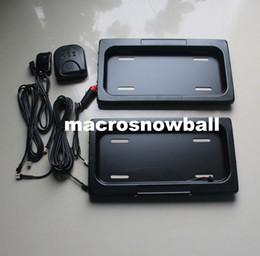 Control remoto 315 en venta-EE.UU. Tamaño remoto metal Stealth Control HIDDEN marco de la matrícula, para escaparse Soporte de matrícula, Cortina --- 315 * 170 * 25 mm
