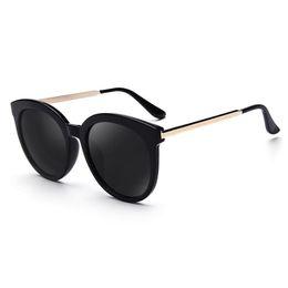 Compra Online Lente de espejo-Gafas de sol de la lente de la lente del espejo de las gafas de sol de las mujeres de la manera de las gafas de sol de Gafas De Sol CC1530