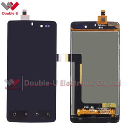 Wholesale 5pcs For Archos Platinum LCD Display Touch Screen Glass Digitizer Assembly Original Quality