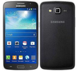 """Samsung G7102 Galaxy Grand 2 5.25"""" Quad core RAM 1GB ROM 8GB 8MP Dual SIM Refurbished Mobile Phone"""