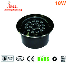 discount price AC220V 260V 18W LED underground lamp yellow blue red green white RGB color outdoor lighting IP67 lamps