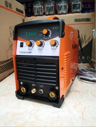 Wholesale Portable TIG Welding Machine TIG300 Dual Purpose TIG MMA Function TIG Welder DC Inverter TIG Welding Machine