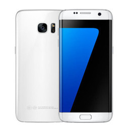 Promotion 8gb wifi 1: 1 5.5inch goophone S7 edge smartphone show faux 4G LTE Quad core MTK6580 android 6.0 1G / 8G peut afficher 1G / 128G GPS wifi selez box