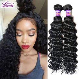 Wholesale Princess Hair Shop Human Hair Peruvian Malaysian Deep Wave Bundles Cheap Human Hair g Bundles Unprocessed Peruvian Curly Human Hair