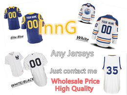 Wholesale Price High Quality Basketball Baseball Football Hockey College Jerseys We have charted According to your requirement Message me