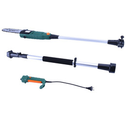 Wholesale Electric Pole Chain Saw Hedge Pole Hedge Trimmer Shorts Tall Trimmer in suit Garden Pruning tools With Lengthening Bar