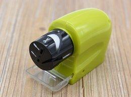 Wholesale Professional Electric knife sharpener afilador cuchillos diamond sharpening stones system Household Sharpener ZD038