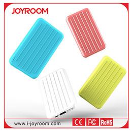 Wholesale Mini mAh Power Bank with LED JOYROOM JR D110 Fashion Portable A Fast Charging External Battery Luggage Design