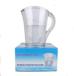 Wholesale Hot Sale By DHL EMS L L Portable Alkaline Water Pitcher Nano Energy Pitcher Alkaline Ionizer Pitcher Water Bottle