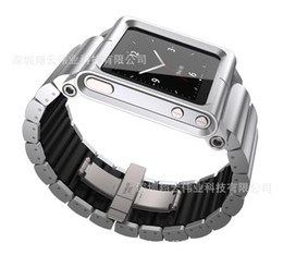 Wholesale Cheap iWatchz Elemental Collection Wrist Strap Watch Band for iPod Nano th