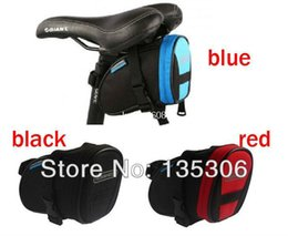 Wholesale Updated Hot Sale Bicycle Bike Cycling Saddle Outdoor Pouch Back Seat Bag Basket Racing Small Saddle Bag BA