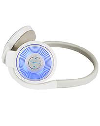 Bruit bleu annulation en Ligne-2016 Nouvelle E-3LUE clip sans fil avec micro casque antibruit Couleur Rouge / Bleu Meilleur cadeau de Noël ZBT103 20pcs