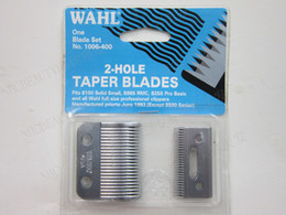Wholesale 2016 Wahl Clipper SUPPER TAPER WAHL Hairclipper Electric Clippers Hole Taper Blades General Cutter Blade Free Shiping