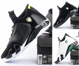 Wholesale Air Retro Oxidized Green Indiglo black cat sports size basketball shoes Sports sneaker
