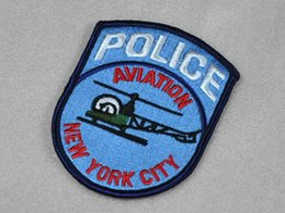 Wholesale New York NYPD aviation unit AVIATION badge armband