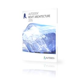 Wholesale 2015 Autodesk Revit Architecture full version English Language software Plastic color box packaging