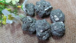 Wholesale AAAA Natural Iron Pyrite Flower Quartz Crystal Healing Stone Ore Gems Stone Rough Ore Energy Rock Mineral Specimen Madagascar