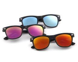 Wholesale Fashion Kids Child Polarize PC UV400 Camouflage Sports Sun Glasses Baby Girls Boys Outdoor Designer Sunglasses Color Free Ship S1047