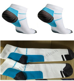 Wholesale Veins Socks Compression Socks For Plantar Fasciitis Heel Spurs Pain Fashion Sports Socks Summer Ankle Socks Mens Sports Socks
