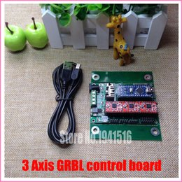 Wholesale GRBL J USB cnc engraving machine control board axis control laser engraving machine board