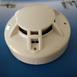 Conventional Fire Alarm Control System Conventional Photoelectric Smoke and Heat Detector