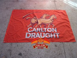 Wholesale Carlton Draught flag Big Ad Wikipedia banner the free encyclopedia polyester CM flag flag king