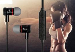 2016 HOT !!! Smart Bluetooth Earphone Wireless Sport Bluetooth 4.1 In-ear Stereo Music Earphones M9 With Microphone Headsfree