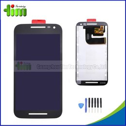 Wholesale 100 Tested New Replacement For Motorola MOTO G3 G rd Gen LCD Screen Display with Touch Digitizer Assembly with Free Tools