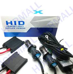 10% OFF ! CAR headlights BI-XENON H4 ( 9003 H13 9004 9007 ) Hi Lo beam XENON KIT HID KIT 35W hid xenon car lamps